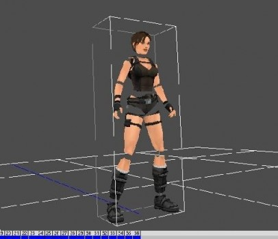AOD Inspired standing animation