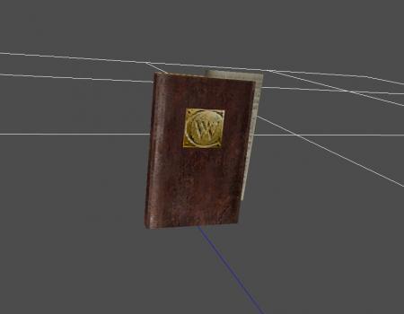 Von Croy notebook