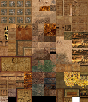 Sabatu's texture collection - TR4 Egypt mainly + Bonus textures