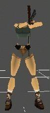 Realistic shotgun animation
