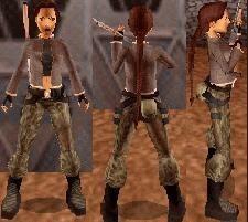 Combat Suit Lether Jacket