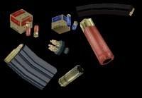 Max Payne 2 Shells and caritadges