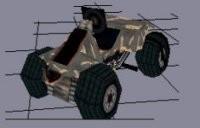 Military Quadbike