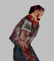 RE2 Policeofficer Zombie