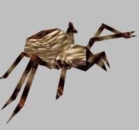 RE2 Zombie Spider