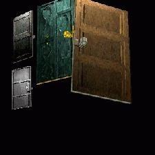 Resident Evil 2 Doors