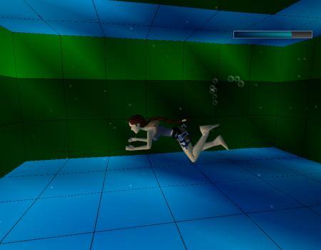 AoD Swimming Animations