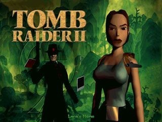 Tomb Raider 2: Interactive Items and envioronment sounds