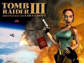 Tomb Raider 3 Lara Sounds