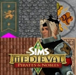 [AK 2019] Sims Medieval Pirates and Nobles textures