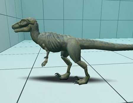 Brown Raptor *UPDATED*