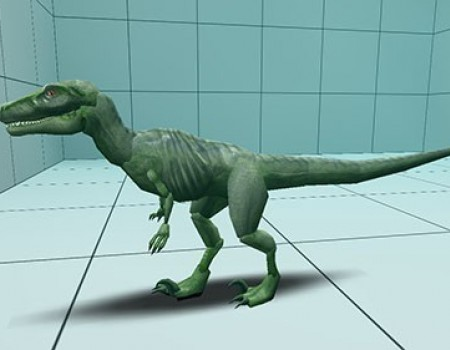 Green Raptor *UPDATED*
