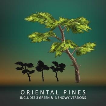 Oriental Pines
