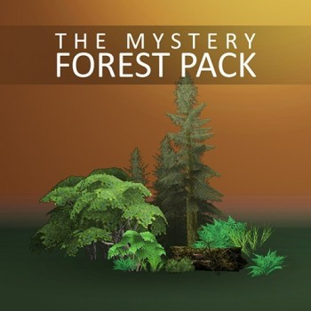 The Mystery - Forest pack