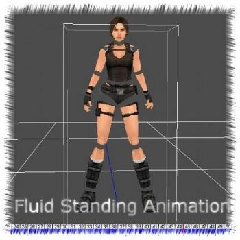 Standing Animation