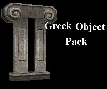 Greek Object Pack