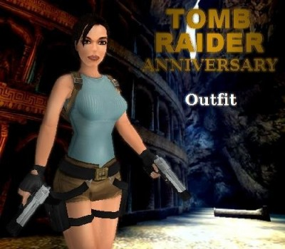 Tomb Raider Anniversary Outfit