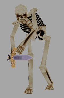 TR5 Skeleton