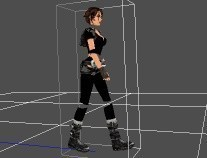 Tomb Raider:Legend Catsuit