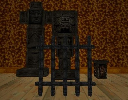 Tomb Of Qualopec Static Objects Remake