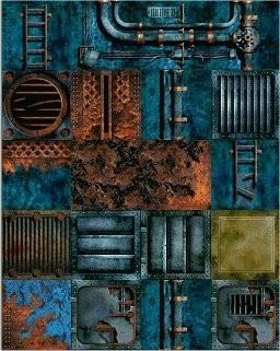 Tomb Raider 2 Textures- 40 Fathoms