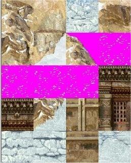Tomb Raider 2 Textures- Ice Palace