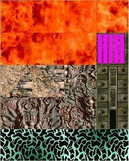 Tomb Raider 2 Textures- The Dragons Lair