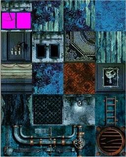 Tomb Raider 2 Textures- Wreck Of The Maria Doria
