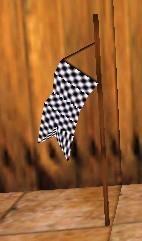 TR3 MANOR ASSULT COURSE FLAG