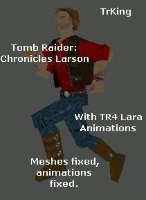Larson - Fully Animated