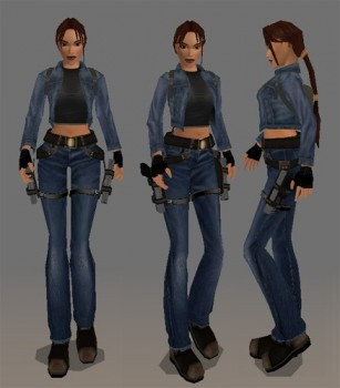 Angel of darkness Jeans Combat Ready