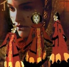Amidala Collection: Red Invasion