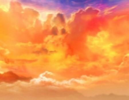 Orange Odyssey Horizon