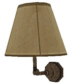 Croft Manor Wall Lamp