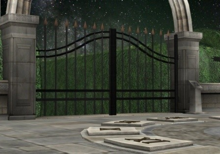 Gate and fence TRA