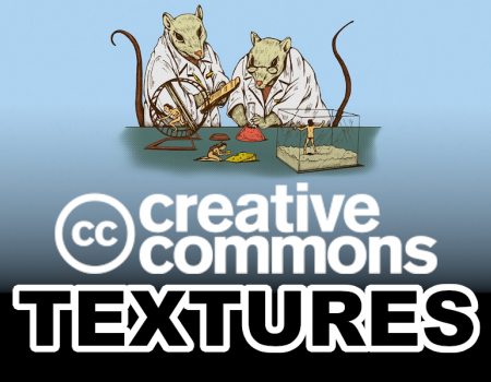 Creative Commons Textures - Part 1