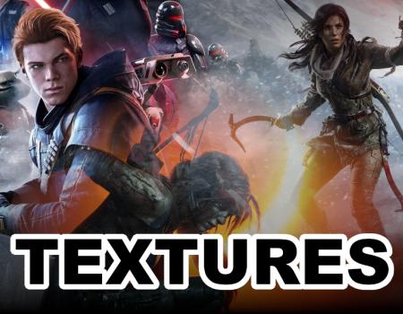 Potluck (multiple games) Textures